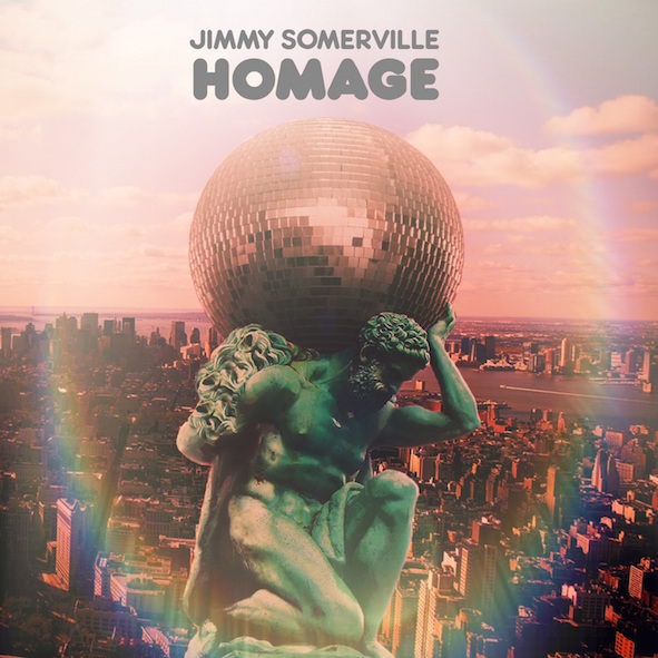 "JIMMY SOMERVILLE: ""HOMAGE"" produced by John Winfield VÖ: 06.03.2015 Format: Vinyl/ CD und digital Plattenfirma: Membran Media GmbH LC-Code: 29284     CD: 233892"